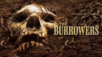 Netflix box art for The Burrowers