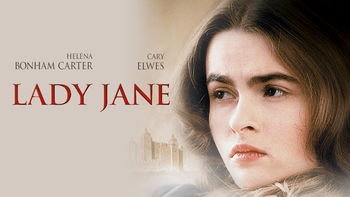 Netflix box art for Lady Jane