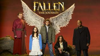 Netflix box art for Fallen II: The Journey