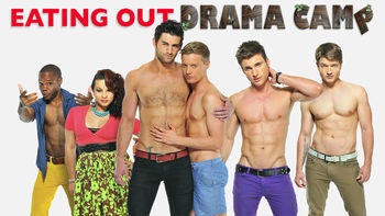 Netflix box art for Eating Out: Drama Camp
