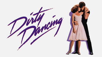 Netflix box art for Dirty Dancing
