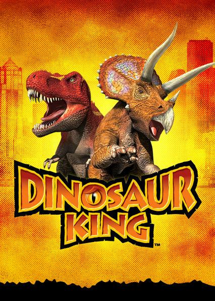 Dinosaur King Netflix ES (España)
