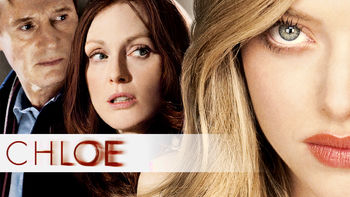Netflix box art for Chloe