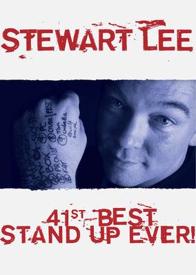 Stewart Lee: 41st Best Stand Up Ever