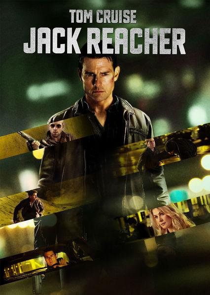 Jack Reacher Netflix ES (España)