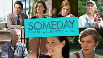 Netflix box art for Someday This Pain Will Be Useful to You