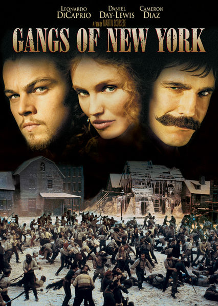 Gangs of New York Netflix ES (España)