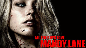 Netflix box art for All the Boys Love Mandy Lane