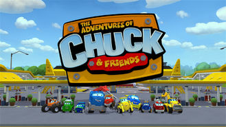 Netflix box art for The Adventures of Chuck & Friends - Season 2