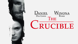 Netflix box art for The Crucible