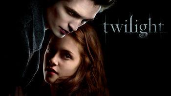 Netflix box art for Twilight
