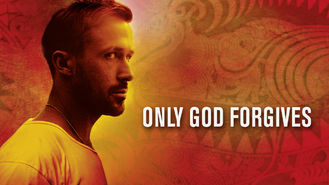 Netflix box art for Only God Forgives