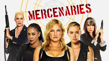 Netflix Box Art for Mercenaries