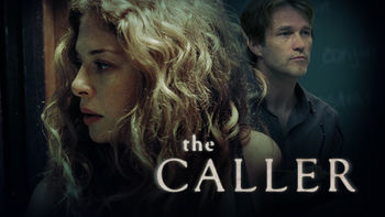 Netflix box art for The Caller