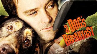 Netflix box art for A Dog's Breakfast