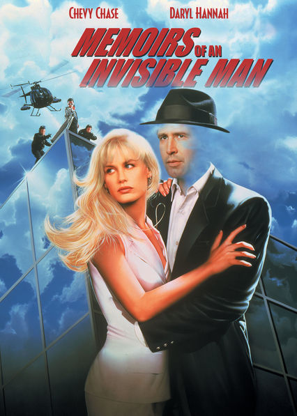Memoirs of an Invisible Man Netflix BR (Brazil)