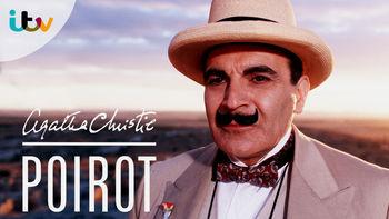 Netflix box art for Agatha Christie's Poirot - Series 10