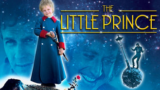 Netflix box art for The Little Prince