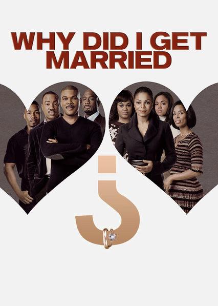 Why Did I Get Married? Netflix AU (Australia)