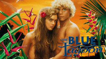 Netflix box art for The Blue Lagoon