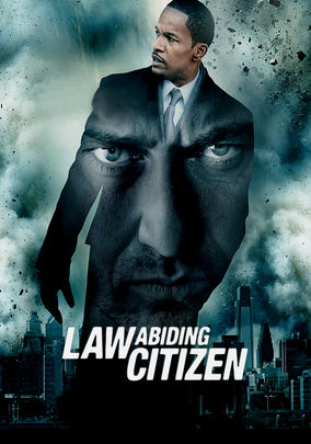 Netflix box art for Law Abiding Citizen