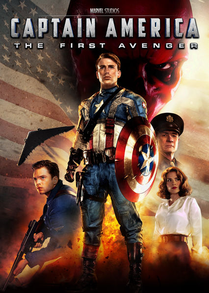 Captain America: The First Avenger Netflix ZA (South Africa)