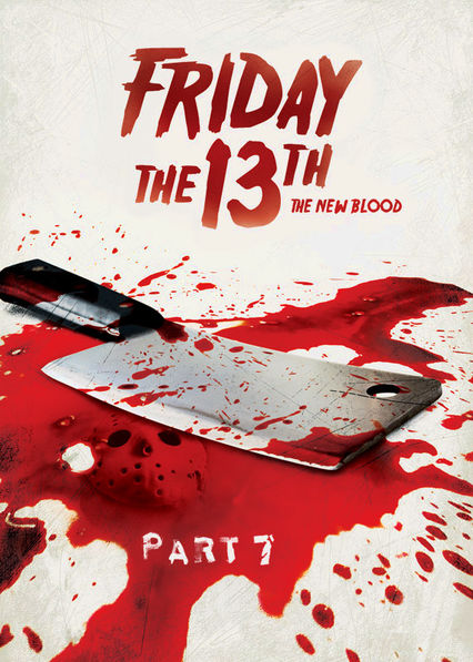 Friday the 13th: Part 7: The New Blood Netflix EC (Ecuador)