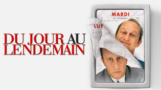 Netflix box art for Du Jour au Lendemain