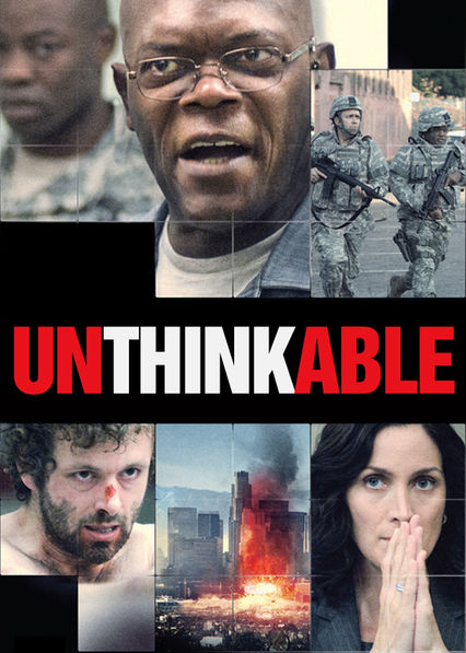 Unthinkable Netflix ES (España)