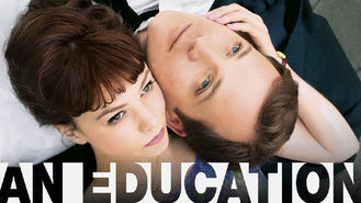 Netflix box art for An Education