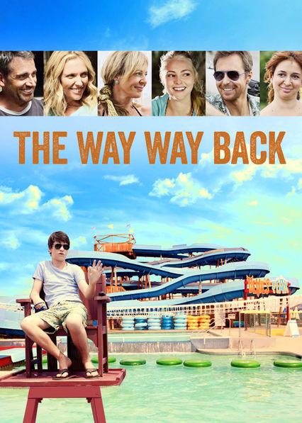 The Way Way Back Netflix BR (Brazil)
