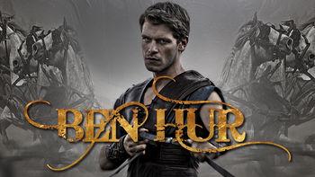 Netflix box art for Ben Hur - Season 1