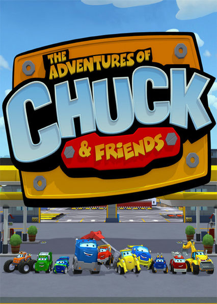 Carátula de The Adventures of Chuck & Friends