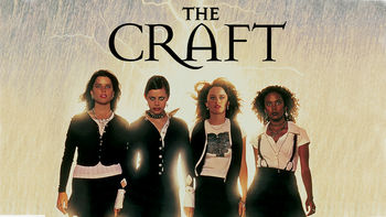 Netflix box art for The Craft