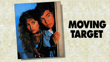 Netflix box art for Moving Target