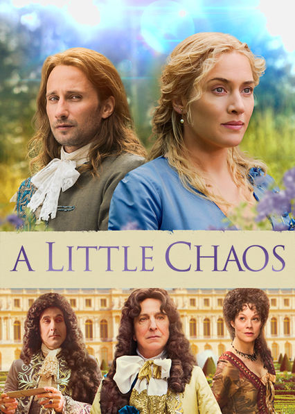 A Little Chaos Netflix KR (South Korea)