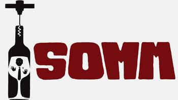Netflix box art for Somm