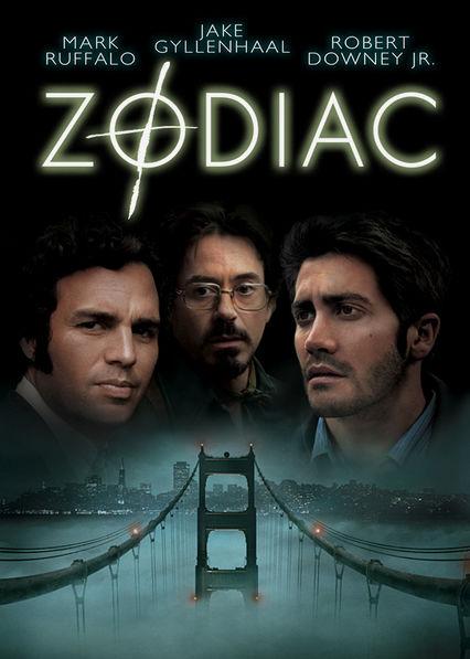 Zodiac Netflix BR (Brazil)