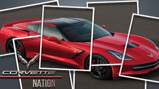Netflix box art for Corvette Nation - Season 1