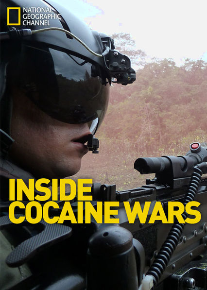 Inside Cocaine Wars Netflix BR (Brazil)