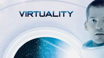 Netflix box art for Virtuality
