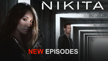 Netflix Box Art for Nikita - Season 4