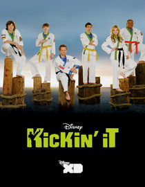 Kickin' It: Season 2: Karate Games