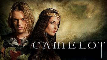 Netflix box art for Camelot - Season 1