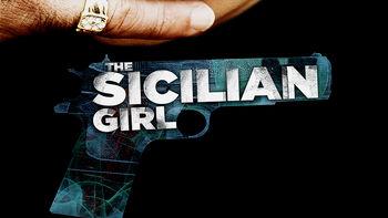 Netflix box art for The Sicilian Girl