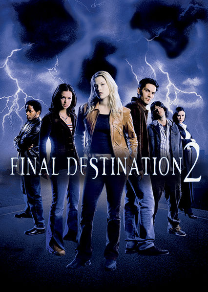 Final Destination 2 Netflix BR (Brazil)