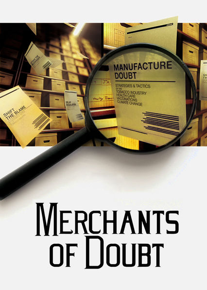 Merchants of Doubt Netflix SG (Singapore)