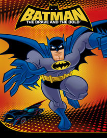 Batman: The Brave and the Bold: Season 1: The Color of Revenge!