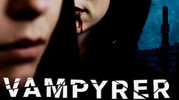Netflix box art for Vampyrer