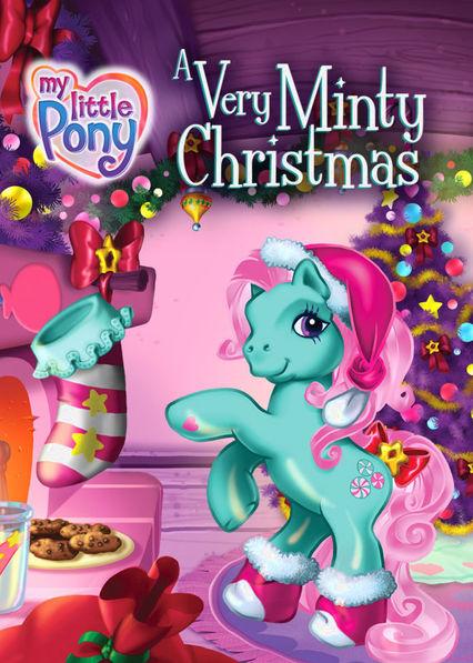 My Little Pony: A Very Minty Christmas Netflix BR (Brazil)